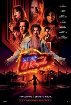 Sale temps à l'hôtel El Royale (2018)