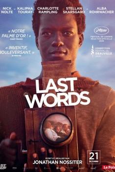 Last Words (2020)